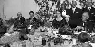 who declared thanksgiving when fdr tried to mess with thanksgiving it backfired big time