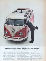 classic volkswagen station wagon vw bus advertisement gallery