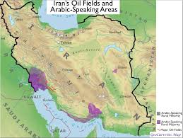 Map Of North Africa And The Middle East by Oil And Arabic Speakers In Iran U0027s Troubled Southwest Geocurrents