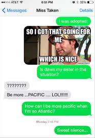 Memes In Text - guy receives wrong number text from a crazy person and replies