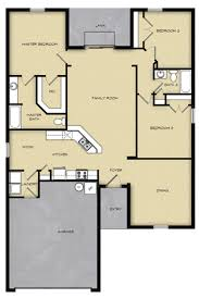 floor plans homes 3 br 2 ba 1 floor plan house design for sale orlando fl