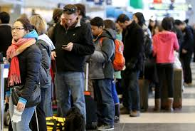 are airports busy on thanksgiving day when everyday at the airport feels like wednesday before