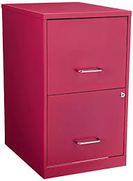 Pink Office Furniture by Amazon Com Hirsh 2 Drawer File Cabinet In Pink Office Products