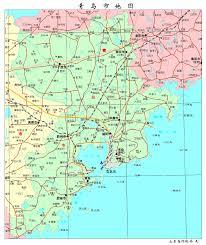 China Province Map Qingdao Province Map Map China Map Shenzhen Map World Map Cap
