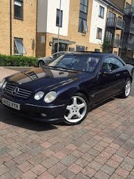 mercedes cl 600 v12 2002 in crystal palace london gumtree