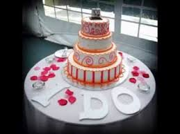 Creative Wedding Cake Table Design Decorating Ideas YouTube - Cake table designs