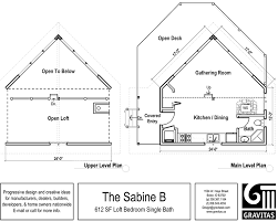 one cabin plans house plans with lofts open loft simple cabin small style a frame