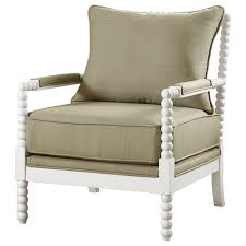 Beige Accent Chair Beaded Accent Chair Beige Or Grey The Furniture