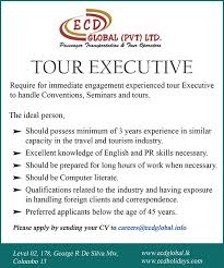 travel and tourism jobs images Tour executive job vacancy in sri lanka jpg