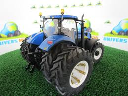 tracteur new holland t7060 jumelé 30138 ros 47 50 u20ac tracteurs