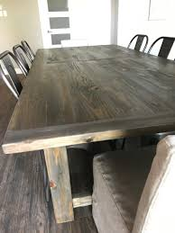 Pine Dining Room Tables Distressed Dining Room Table Jon Archer Designs