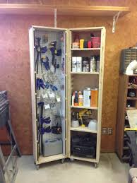 building shelves in garage diy rolling garage storage hirea
