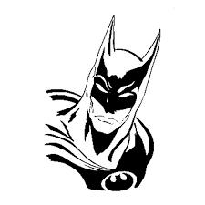 10 8cm 16 3cm batman superhero fashion stickers decals car styling