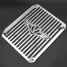 radiator protective cover grille guard for kawasaki vulcan vn 800