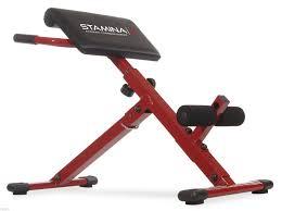 back extension bench ebay
