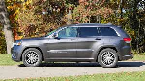 luxury jeep grand cherokee 2017 jeep grand cherokee review all the suv i really need