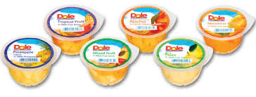 dole fruit bowls giveaway dole fruit bowls in 100 juice 6 packages of four