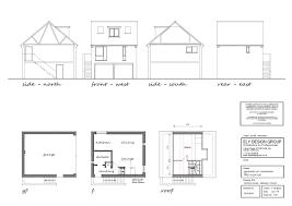 Loft Conversion Floor Plans Loft Conversion Drawings Ely Design Group