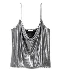 H M Draped Blouse Vests Sleeveless Tops Women U0027s Clothing Shop Online H U0026m Us