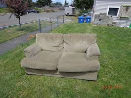 upcycle indoor love seat to outdoor couch hometalk