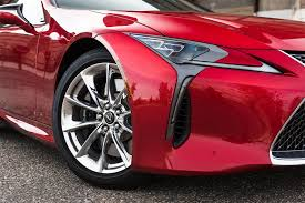lexus lc 500 review 2017 one week with 2018 lexus lc 500 automobile magazine