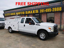 used ford work trucks for sale ford utility truck ebay