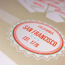 San Francisco Neighborhoods Map by San Francisco Neighborhoods Map These Are Things Touch Of Modern