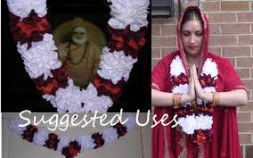 flowers garland hindu wedding for a hindu wedding