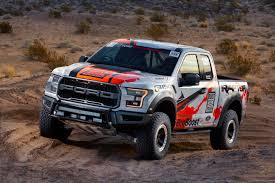 rally truck suspension best in the desert 2017 ford f 150 raptor prepares for grueling