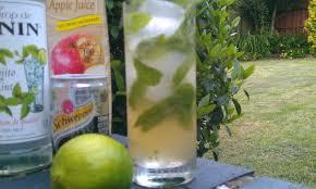 martini virgin virgin apple mojito u2013 non alcoholic classic cocktail u2013 middle