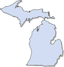 A Map Of Michigan by Mi Capp A Chapter Of Maeopp Home