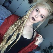 viking hair styles collections of viking hairstyles female curly hairstyles
