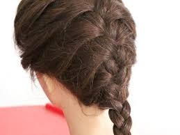 hair platts how to plait someone s hair with pictures wikihow