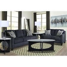 ashley furniture janley sofa signature design by ashley janley 7 piece living room set rent to