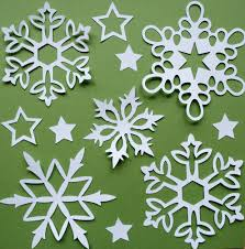 How To Make A Snowflakes Out Of Paper - tried true the paper snowflake my mystic