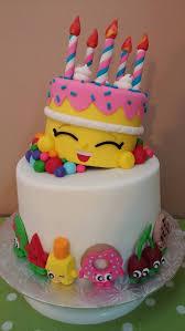 shopkins cake shopkins cake shopkins and cake tutorial