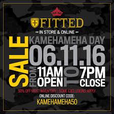 King Kamehameha Flag Kamehameha Fitted Hawaii