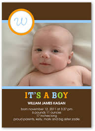 it s a boy 5x7 photo card boy baby announcements shutterfly