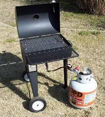 Backyard Gas Grill by Gas Bbq Smoker Grill Backyard Cooker Pit