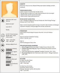 cara membuat resume kerja yang betul contoh resume awesome format for your targer golden dragon allowed
