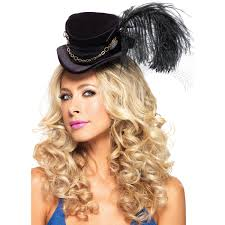leg avenue steampunk top hat halloween costume walmart com