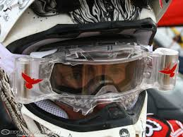motocross helmets with goggles speedview wireless roll off goggles motorcycle usa