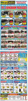 surplus furniture kitchener surplus furniture mattress warehouse kitchener flyer march 21