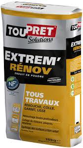 Enduit Ciment Parpaing by Tous Travaux Enduit Multifonctions Toupret