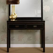 wood and mirrored console table console table ideas rustic modern vintage glass metal black and