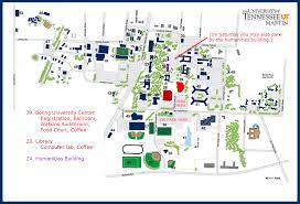 Mississippi State University Campus Map by Tmta Conference Ut Martin