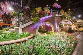 what to expect at the 2017 philadelphia flower show phillyvoice