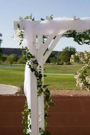 wedding arches decorated with tulle outdoor wedding arch photograph of weddings see bouqet