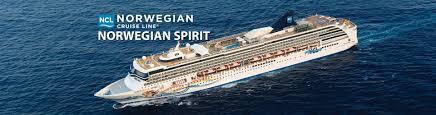 norwegian spirit cruise ship 2017 and 2018 norwegian spirit