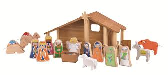 home accessories roman figure centennial nativity sets for